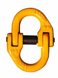 Connecting link, Hammer lock, to join chains with accessories